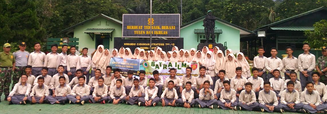 smp islam mentari indonesia bekasi